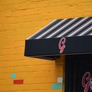 """The """"G"""" Door Stock Photos"""