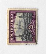 South africa stamp Stock Photos