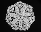 Stock Photo of a doily