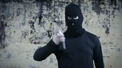Graffiti Crime Stock Footage