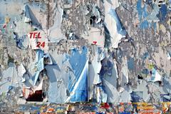 billboard hoarding - stock photo