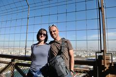 paris trip - stock photo