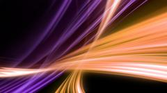 Stock Illustration of Abstract strokes of light