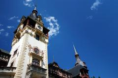 Peles Palace, Sinaia, Romania - stock photo