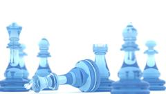 Checkmate Stock Illustration
