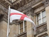 Stock Photo of england flag