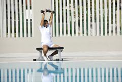 Stock Photo of sport and health