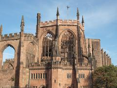 Stock Photo of coventry cathedral