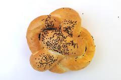 bread food isolated - stock photo