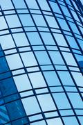 Modern building abstract detail Stock Photos