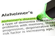 Stock Photo of 'alzheimer's disease', under 'alzheimer's'