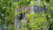 Stock Video Footage of Waterfalls