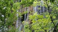 Stock Video Footage of Waterfalls
