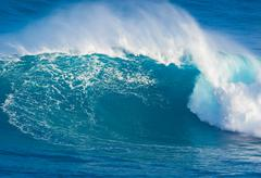 Giant Ocean Wave Stock Photos