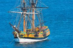 Pirate ship Stock Photos