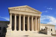 Stock Photo of United States Supreme Court
