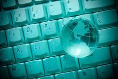 Stock Photo of internet concept