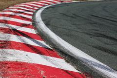 Racing track Stock Photos