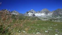Swiss alps Stock Footage