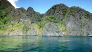 Stock Video Footage of Coron island