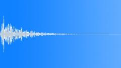 Deep Hit - sound effect