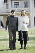 Stock Photo of happy pregnancy