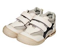 Children's sports light shoes Stock Photos