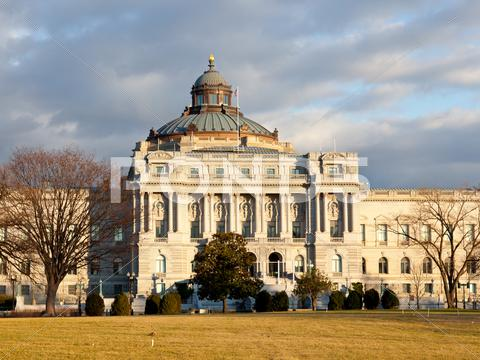 Stock photo of us library of congress