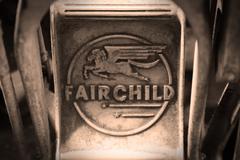 Fairchild Logo - stock photo