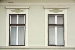 Classic windows Stock Photos