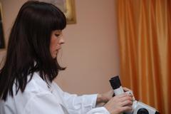 gynecology - stock photo