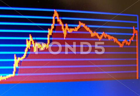 Stock Illustration of stock market analysis screenshot