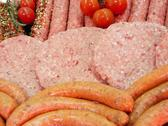 Fresh meat Stock Photos