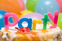 Stock Photo of party