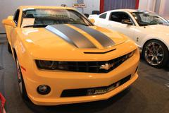 Automotive-show Stock Photos
