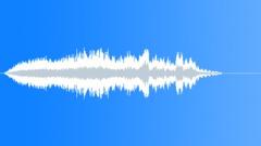 Choir conclusion - sound effect