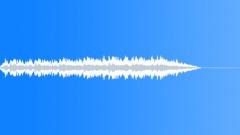 Shimmering - sound effect