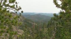 Mountain Views Stock Footage
