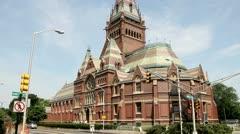Harvard Memorial Hall Arkistovideo