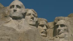 Mt. Rushmore - stock footage