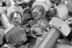 Stock Photo of bolts