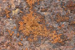 Rusty iron. Stock Photos
