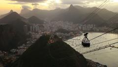 Rio de Janeiro, Brazil. - stock footage