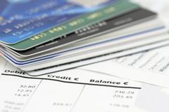 Banking expenses Stock Photos