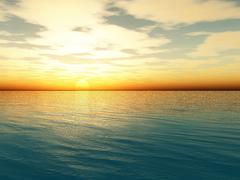Stock Photo of sea