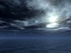 moon.jpg - stock photo