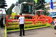 Stock Photo of International agro-industrial exhibition