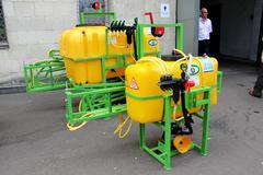 International agro-industrial exhibition Stock Photos