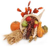 Stock Photo of cornucopia
