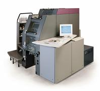 Digital printing press Stock Photos